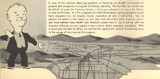 Regional Planning Commission's freeway plan, 1943