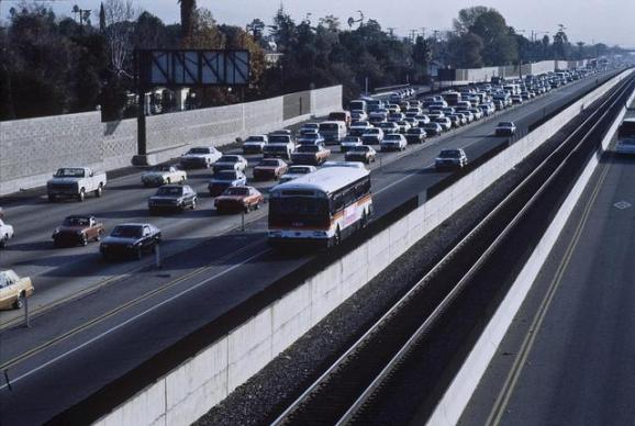 El Monte Busway
