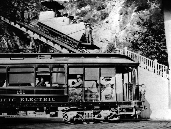 Mt. Lowe Railway