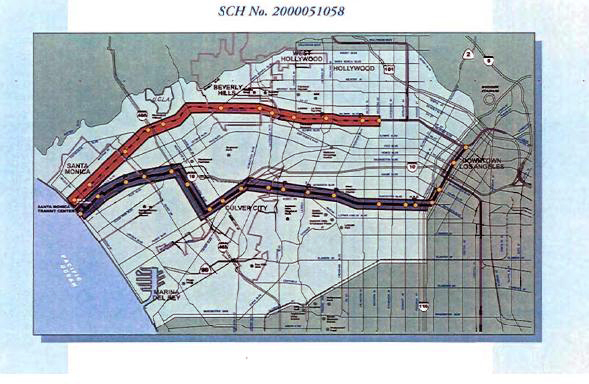 Mid-City/Westside Transit Corridor Draft EIS/EIR