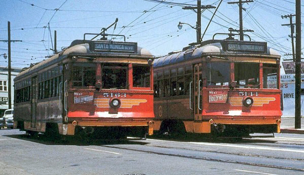 Pacific Electric cars